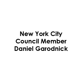 New York City Council Member Daniel Garodnick
