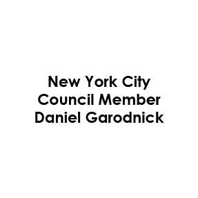 New York City Council Member Daniel Garodnick