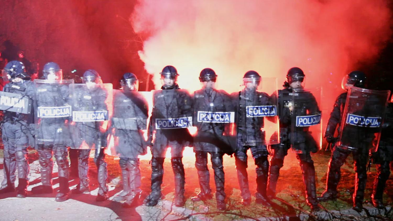 The Maribor Uprisings: A Live Participatory Film