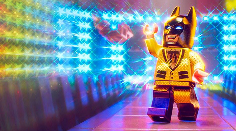 Kids' Saturday Cinema Club: The LEGO Batman Movie